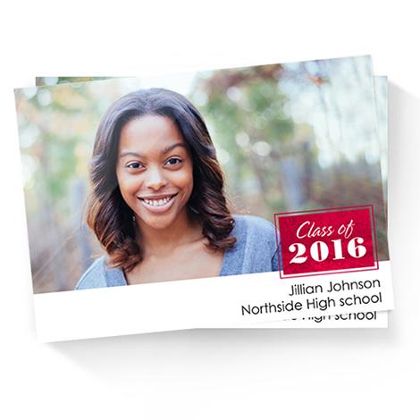 Grad Invites + Announcements